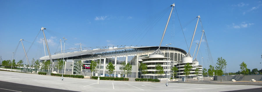manchester city commonwealth stadium
