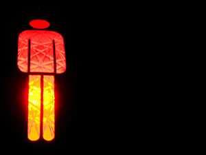 red man cool traffic light graphic
