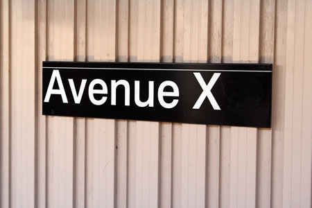 Avenue X Brooklyn