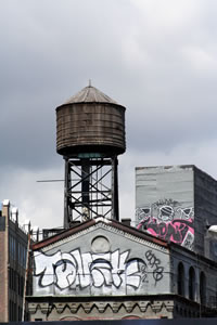 water Tower New York