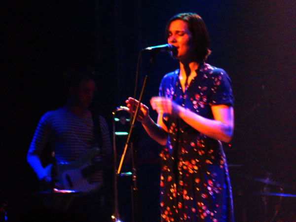 laetitia sadier of stereolab